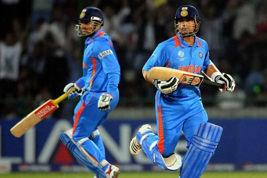 Sachin Tendulkar, Virender Sehwag Play Exhibition Match to Promote Road Safety