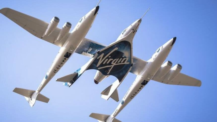 Virgin Galactic 1