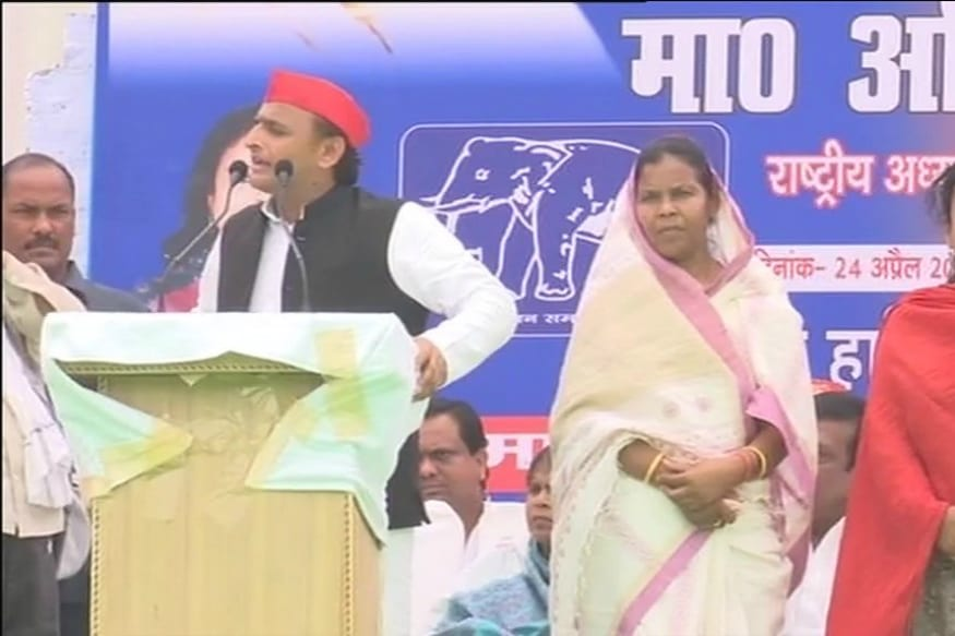 BJP Using Divide and Rule Policy of British to Grab Power, Says Akhilesh Yadav