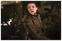 Game of Thrones Makers Put Strap Across My Chest for Arya Look, Says Maisie Williams