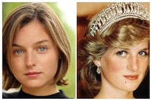 Newcomer Emma Corrin Cast as Princess Diana in Season 4 of Netflix's The Crown