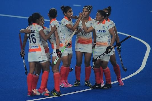 Indian women's hockey team (Photo Credit: Hockey India)