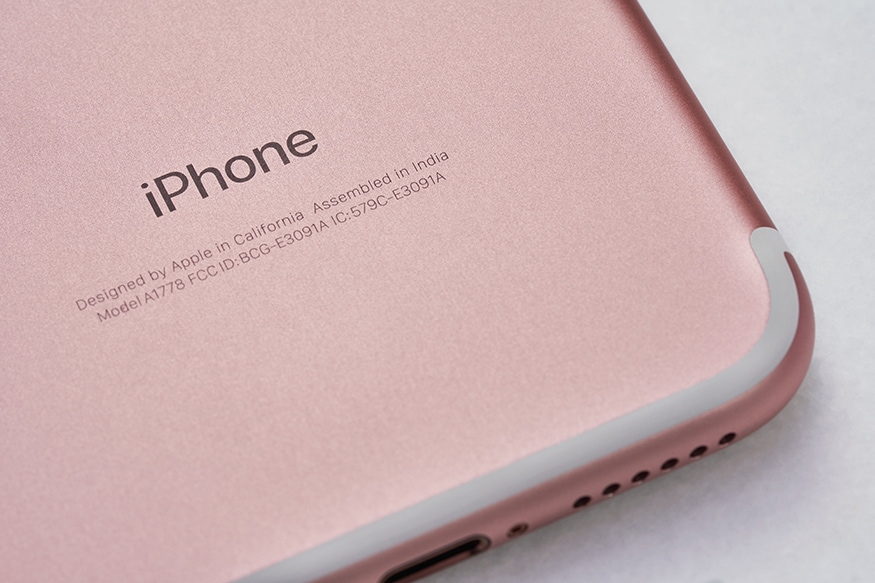 Apple iPhone Mass Production in India to Begin This Year