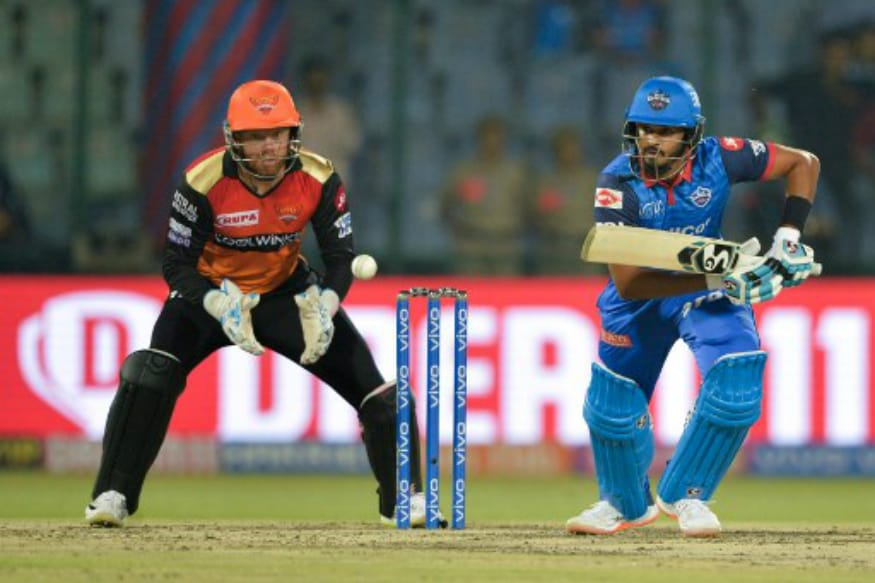IPL 2019   In Pics, Match 16, Delhi Capitals vs Sunrisers Hyderabad