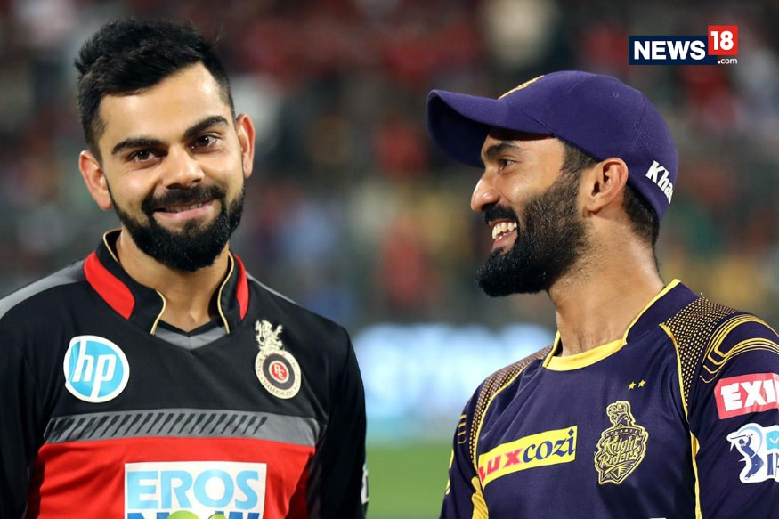 IPL 2019: KKR vs RCB, Both Teams in Battle To Reach Play-Offs