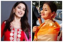 Gudi Padwa 2019: Madhuri Dixit, Urmila Matondkar Wish Fans on Marathi New Year
