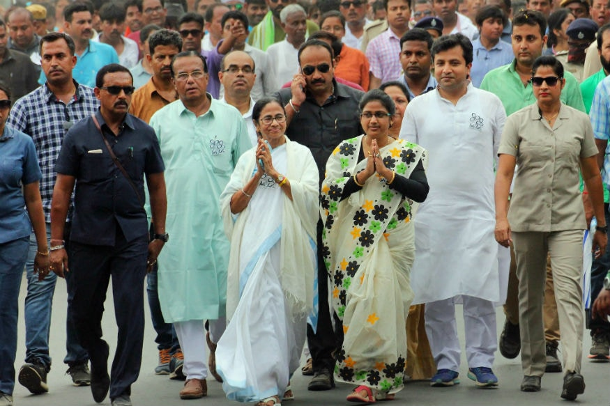 Narendra Modi Trying to Run Parallel Government in West Bengal: Mamata Banerjee