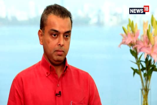 File photo of Congress leader Milind Deora.