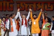Congress, Left Will Stoop to Any Level to Oust Me: PM Narendra Modi in Tripura