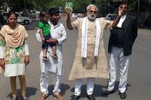 Rajnath Singh Vs PM Modi Lookalike in Fight for Lucknow Lok Sabha Seat