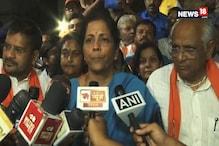 Nirmala Sitharaman Rejected Claim India Didn't Shoot Down A Pakistani F-16 Jet