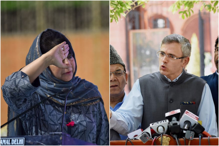 No Justification For Continued Detention of Mehbooba Mufti & Others, Says Omar