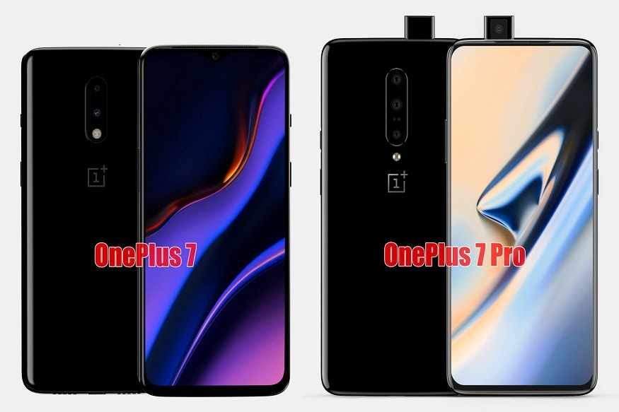 oneplus 7 oneplus 7 pro specifications and renders