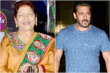 Salman Khan Promised to Work With Me, Says Saroj Khan Who is Out of Work Right Now