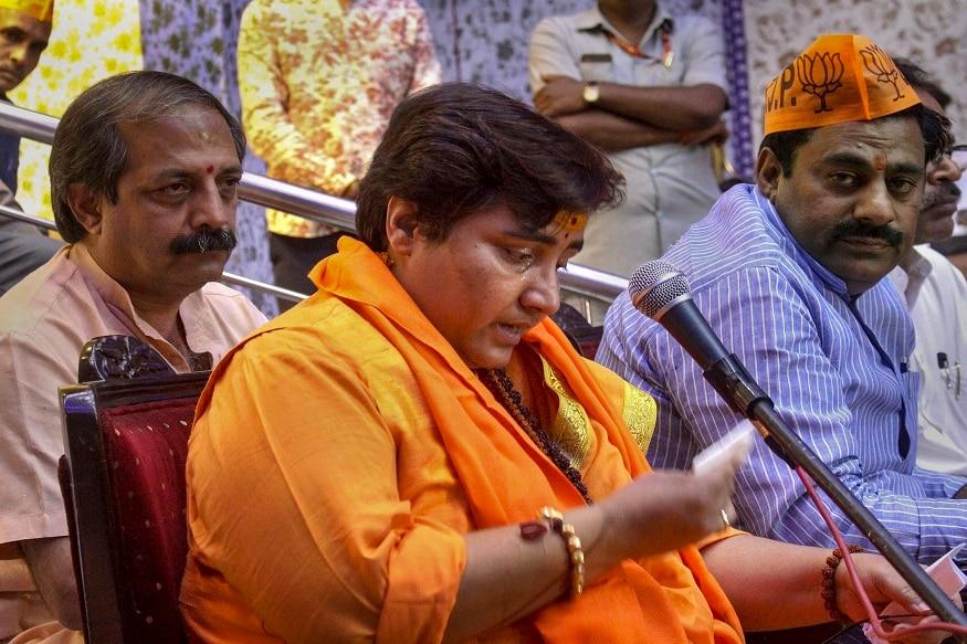 Pragya Thakur Blames Opposition's 'Black Magic' for Arun Jaitley, Sushma Swaraj's Deaths