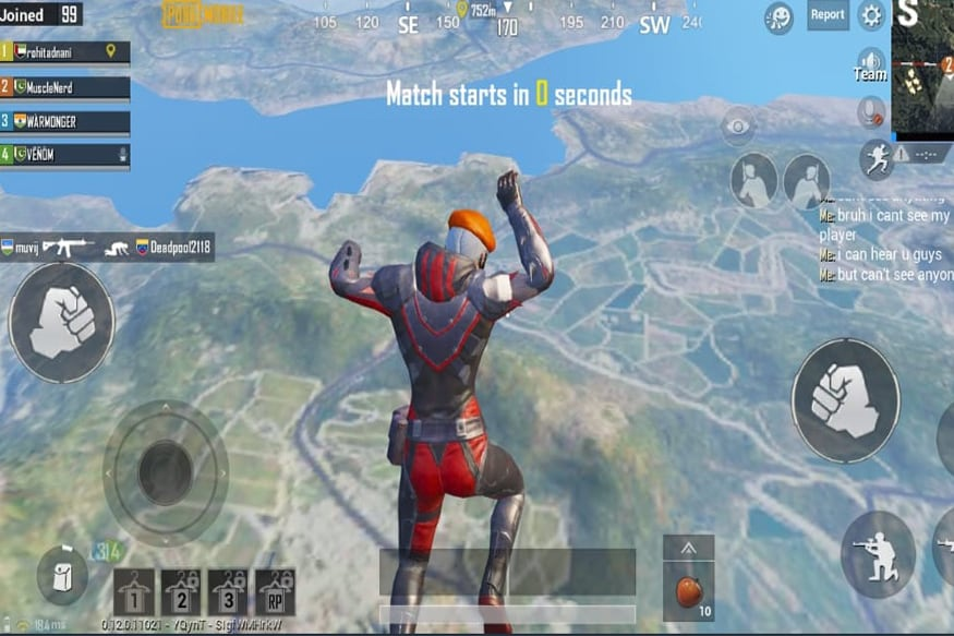 PUBG Mobile Recognizes Plane Disappearing Glitch, Says Fix is on The Way