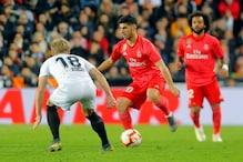 Zinedine Zidane Defends Players After Real Madrid Lose To Valencia in La Liga