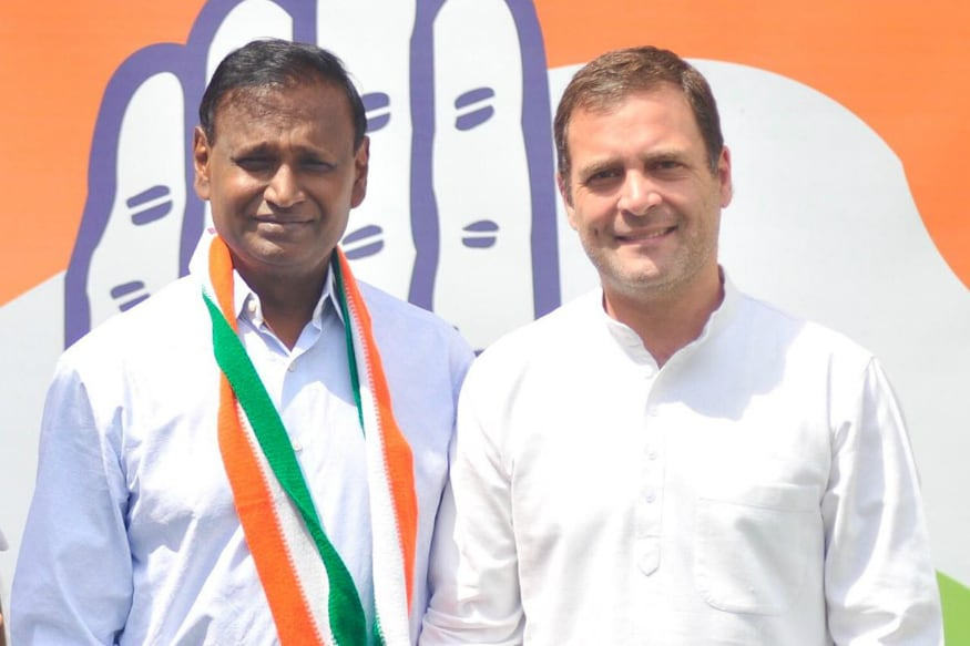 Udit Raj Joins Congress After Being Denied Ticket, Says Will Snatch 10-15 Seats From BJP
