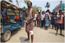 Voter Stabbed, Nine Seriously Injured as Poll Violence in Bengal Continues Unabated