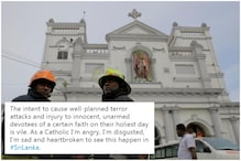 Christians Mourn Sri Lanka Church Attacks on Easter Sunday, Post Condolences on Twitter