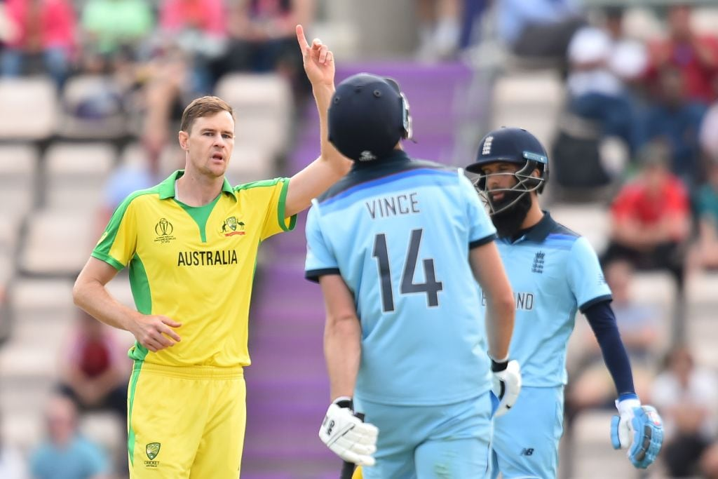 In Pics | England vs Australia, ICC World Cup 2019 Warm Up Match