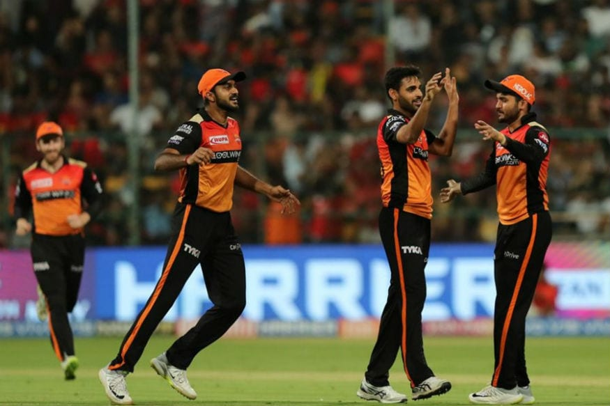 In Pics, Match 54, Royal Challengers Bangalore vs Sunrisers Hyderabad