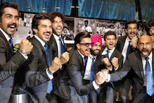 Ranveer Singh Suits Up With '83 Cast for the First Schedule of Kapil Dev's Biopic