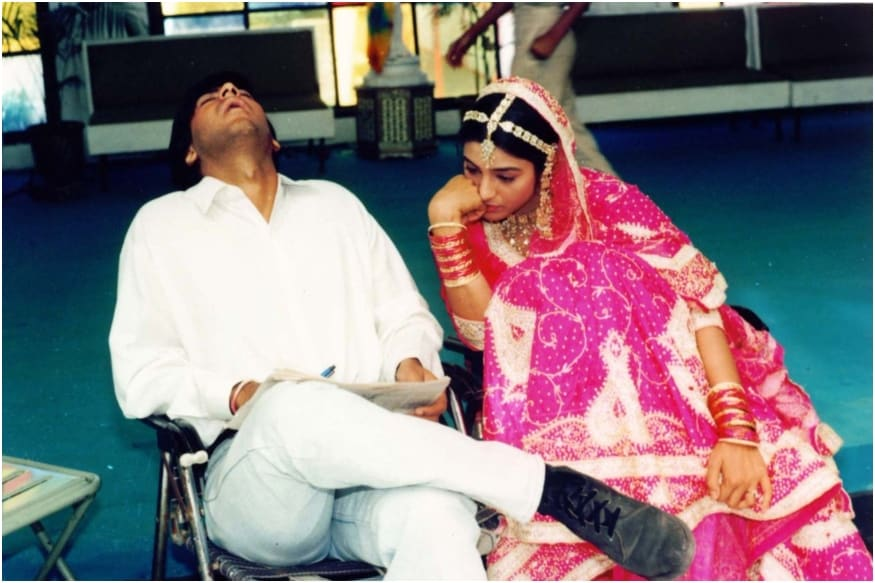 Ajay Devgn is Puzzled If Tabu Makes Him Fall Asleep in this 90s Throwback