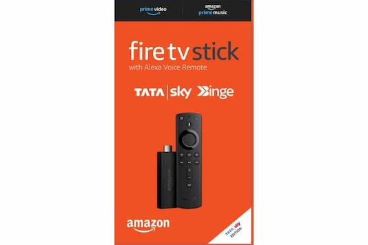 Tata Sky Binge Will Mix Live TV With Amazon Video, Hotstar And More, to Counter Cord Cutting