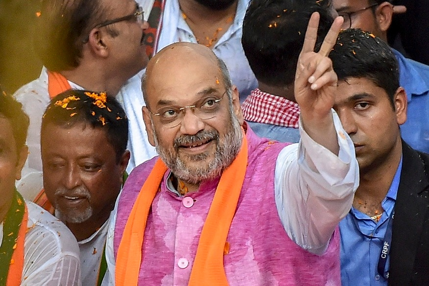 2019 Government Elected on the Basis of Performance, Not Dynasty: Amit Shah