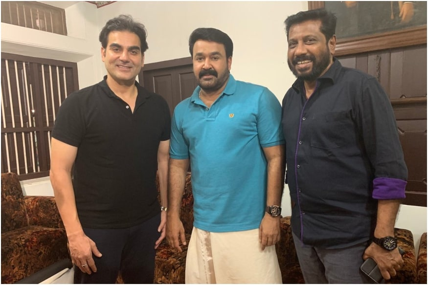 Arbaaz Khan to Make His Debut in Malayalam Cinema Opposite Mohanlal in Siddique's Big Brother