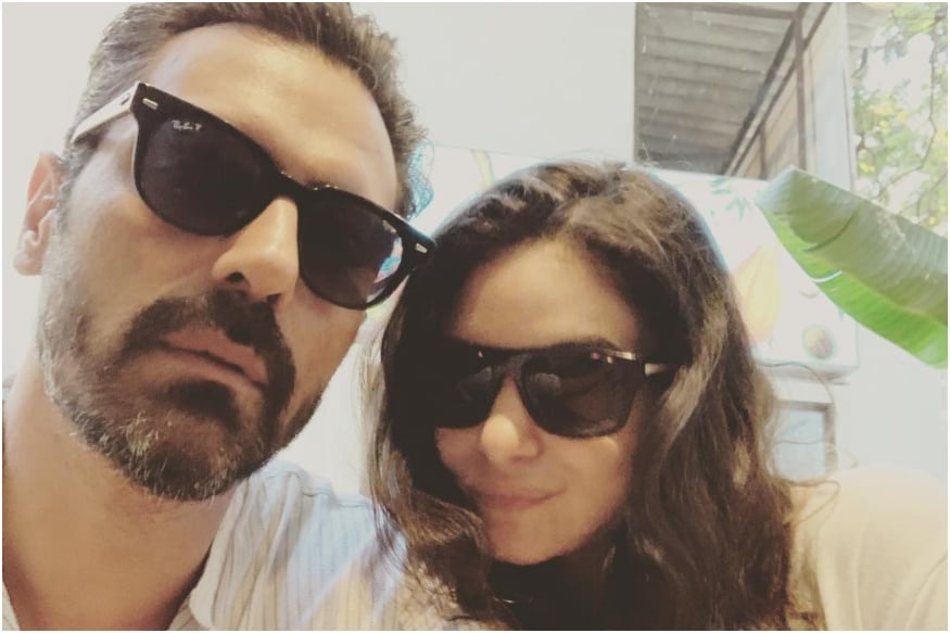 How Arjun Rampal-Gabriella Demetriades are Setting Couple Goals One Instagram Post At A Time