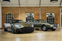 Aston Martin Pays Tribute to James Bond With Special Edition DBS Superleggera