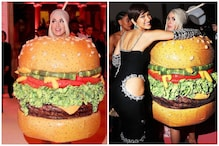 Chandelier to Scrumptious Hamburger: Different Moods of Katy Perry at Met Gala After Party
