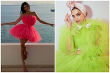 Kendall Jenner Dons Outfit Similar to Deepika Padukone's Cannes Red Carpet Look