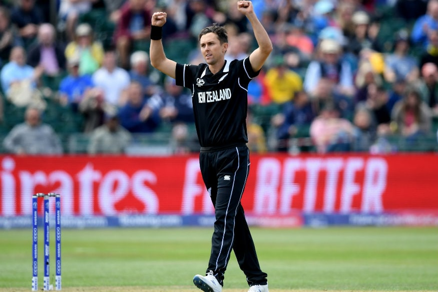 In Pics, New Zealand vs West Indies Warm-up Match at Bristol