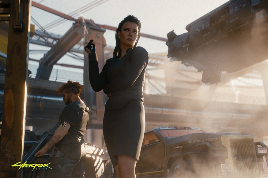 Cyberpunk 2077 Release Date Rumored For E3 2019