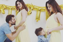 Mahhi Vij and Jay Bhanushali Post Adorable Pic to Welcome New Family Member