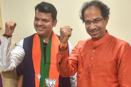 File photo of former Maharashtra CM and Shiv Sena president Uddhav Thackeray.