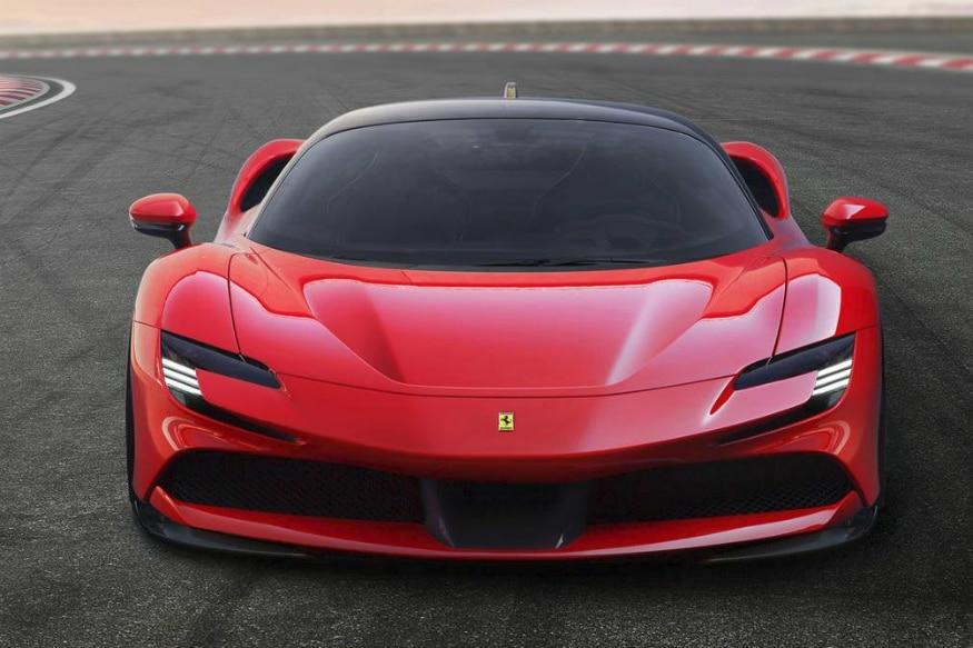 Ferrari SF90 Stradale. (Image: Ferrari)