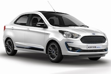 Ford Launches Aspire Blu Edition In India At Rs 7.51 Lakh