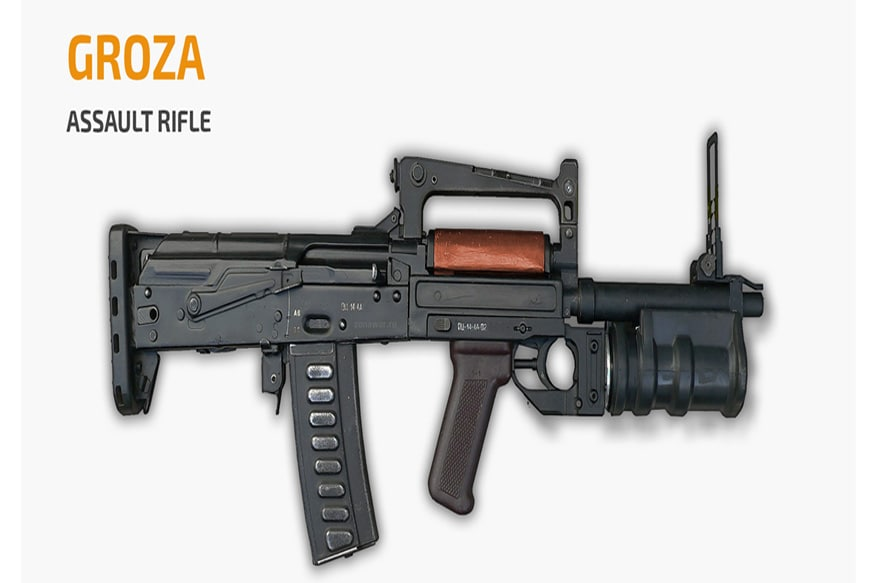 Pubg Mobile Here Are Our Top 10 Guns From The Battle Royale Game