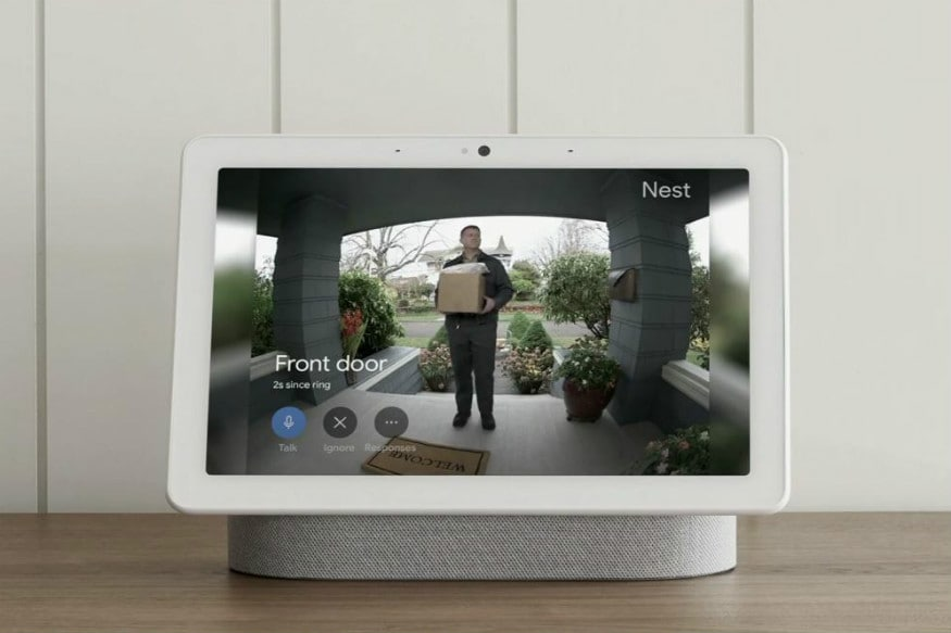 Google Nest Hub Max Comes With Cameras, Mics and Internet