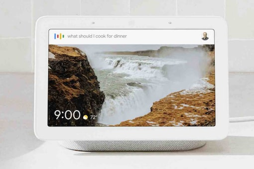 Google Nest Hub Max (Image for Representation)