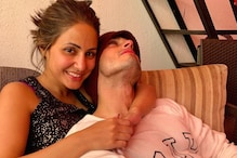 Hina Khan Celebrates BFF Priyank Sharma's Birthday With a Blast
