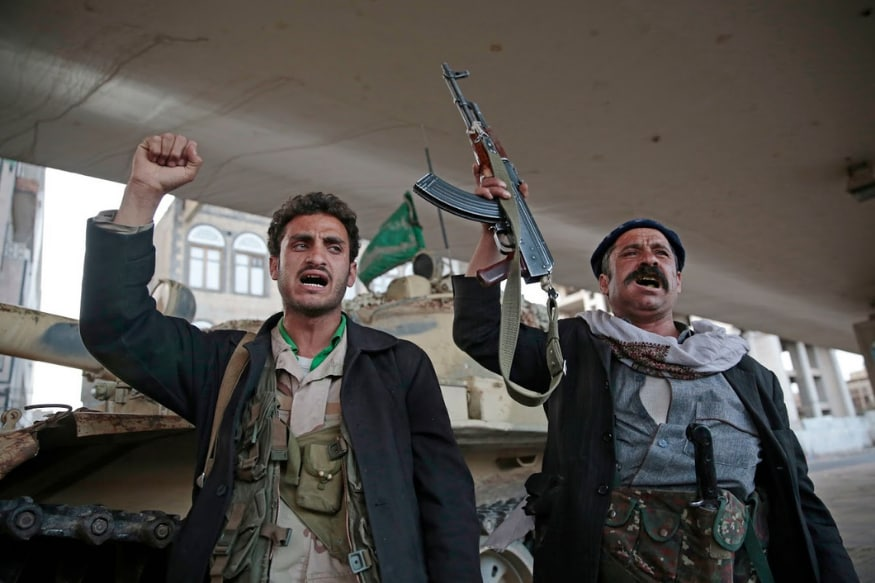 Yemen's Houthi Group Says Will Target UAE and Saudi's Vital Military Facilities