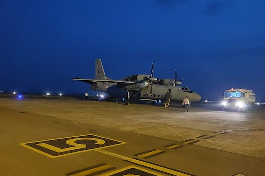IAF AN-32. Image for representation. (Image: IAF/ Twitter)
