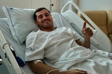 Iker Casillas Suffers Heart Attack Scare But Says He Is 'Feeling Strong'