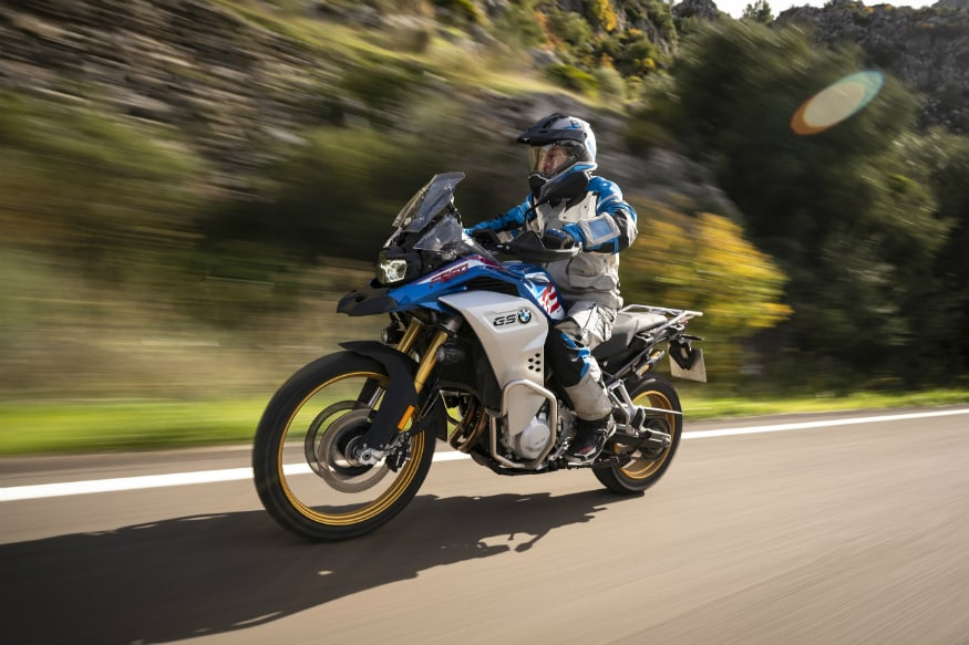 BMW Motorrad Launches New F 850 GS Adventure at Rs 15.40 Lakh in India