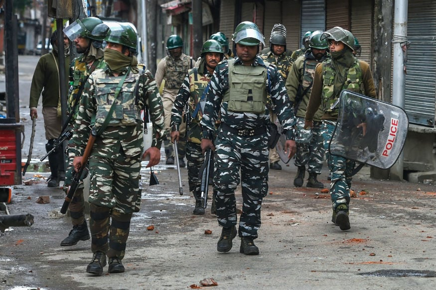 Kashmir LIVE: 8 People Injured in Areas Where Relaxation Was